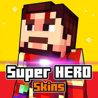 新超級英雄皮膚
