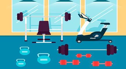 健身房系列游戲合集