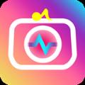輕拍音樂相機app