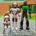 機器人家庭模擬器
