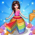彩虹娃娃蛋糕機